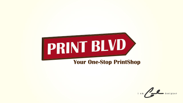 Print Blvd